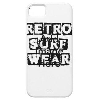 Retro Surf Wear iPhone 5 Cases