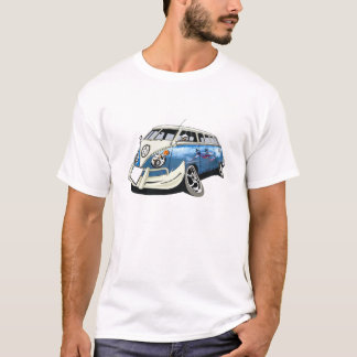 Retro Surfers Camper Trailer T-Shirt