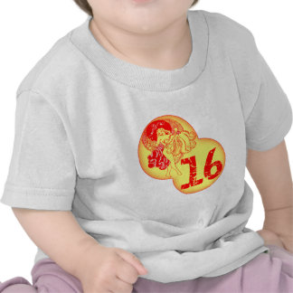 Retro Sweet 16th Birthday Gifts Tee Shirts