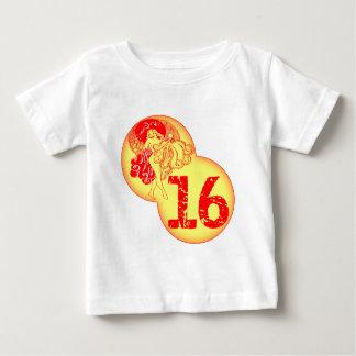 Retro Sweet 16th Birthday Gifts Shirts
