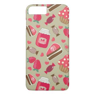 Retro Sweets iPhone 8 Plus/7 Plus Case
