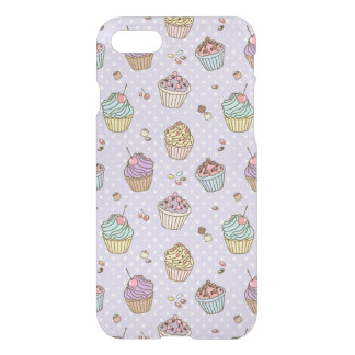 Retro Sweets Pattern iPhone 8/7 Case