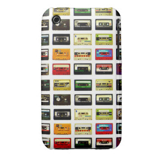 Retro Tape Collection iPhone 3 Case-Mate Case