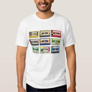 Retro Tapes T-shirts