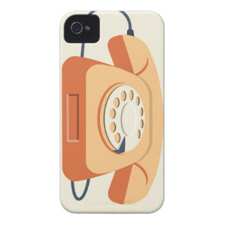 Retro Telephone iPhone 4 Cover
