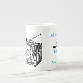 Retro Televisor 90th Birthday personalized Mug