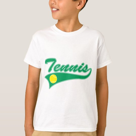 Retro Tennis T-Shirt