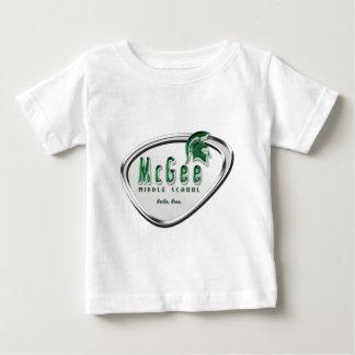 Retro Themed McGee Logo #2 T Shirts