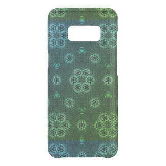 Retro Tidepool Uncommon Samsung Galaxy S8 Case