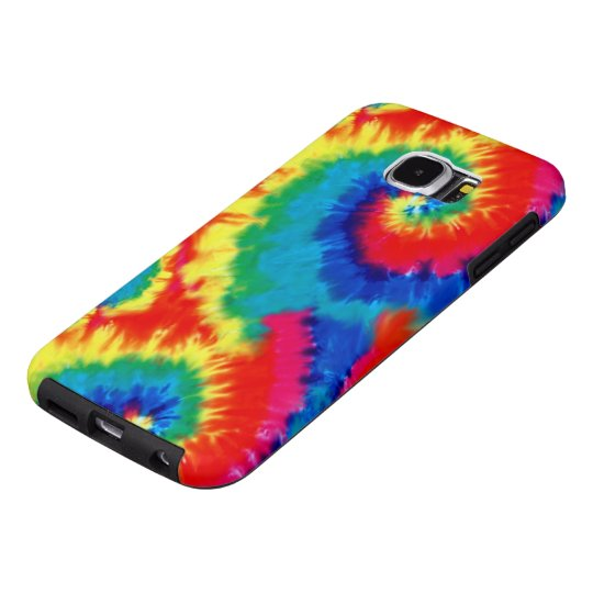 Retro Tie-dye Samsung Galaxy S6 Cases