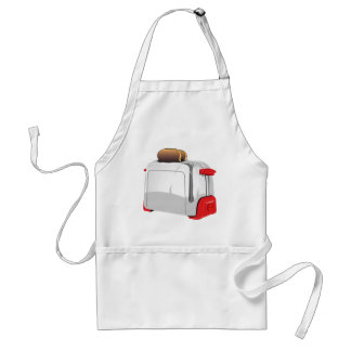 Retro Toaster Apron