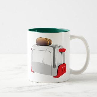Retro Toaster Coffee Mugs
