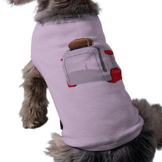 Retro Toaster Dog Tshirt