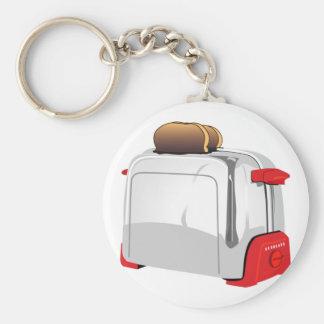 Retro Toaster Keychains