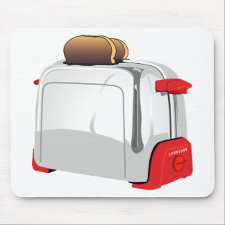 Retro Toaster Mouse Pad