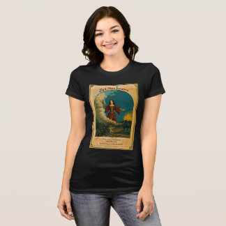 Retro Tobacco Label 1852 T-Shirt