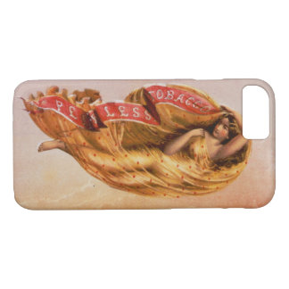 Retro Tobacco Label 1864 iPhone 8/7 Case