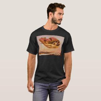 Retro Tobacco Label 1864 T-Shirt