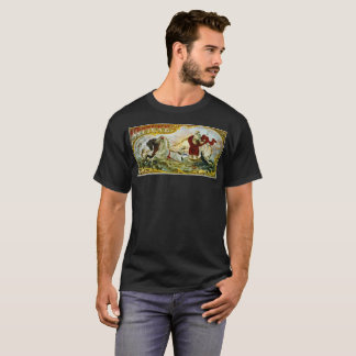 Retro Tobacco Label 1866 T-Shirt