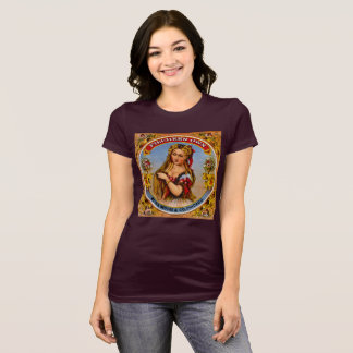 Retro Tobacco Label 1872 a T-Shirt