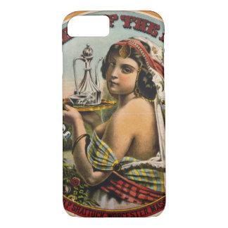Retro Tobacco Label 1872 iPhone 7 Case