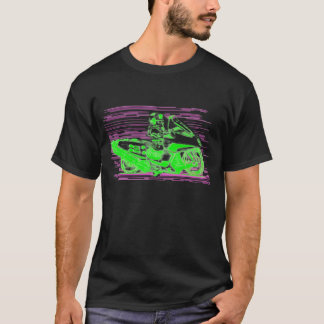 Retro toy Motorcycle/Helicopter T-Shirt