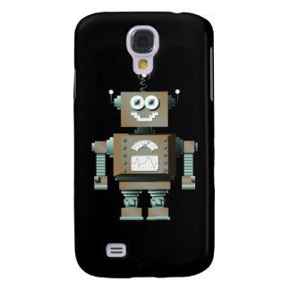 Retro Toy Robot HTC Vivid Case (dk)