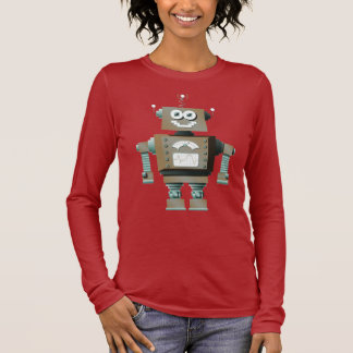 Retro Toy Robot Shirt