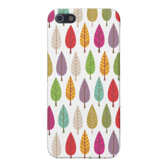 Retro tree nature pattern design iphone case cover for iPhone 5