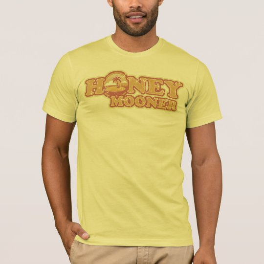 Retro Tropical Honeymooner T-Shirt