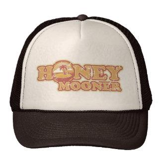 Retro Tropical Honeymooner Trucker Hat