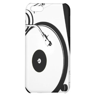 Retro Turntable iPhone 5C Cover