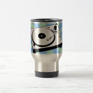 Retro Turntable Coffee Mug