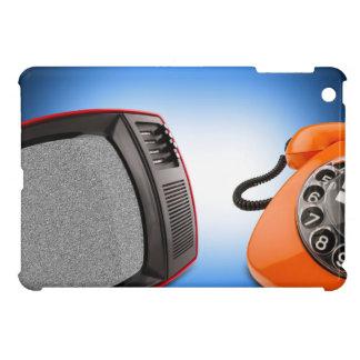 retro tv and phone case cover for the iPad mini