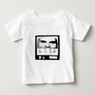 retro tv lies tshirts