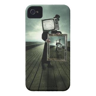 Retro tv men iPhone 4 covers