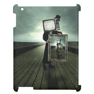 Retro tv men case for the iPad 2 3 4