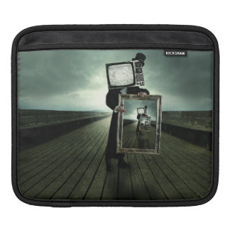 Retro tv men sleeves for iPads