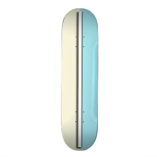 Retro Two Tone Custom Car 20.6 Cm Skateboard Deck