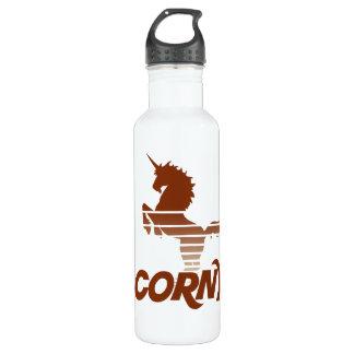 Retro Unicorn 710 Ml Water Bottle