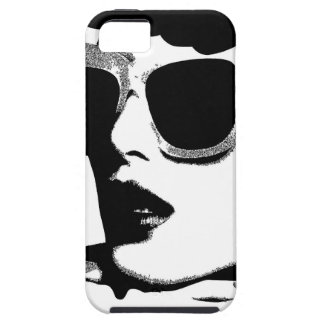 Retro Vamp iPhone 5 Cover
