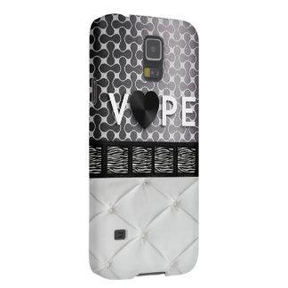 Retro Vape Zebra Elegent Case For Galaxy S5