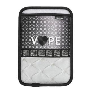 Retro Vape Zebra Elegent Sleeve For iPad Mini
