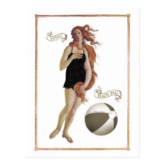 Retro Venus Postcard