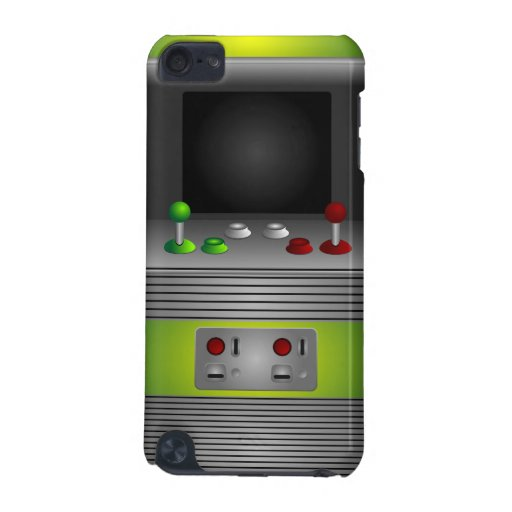Retro Video Game Console iPod Touch 5 Case iPod Touch (5th Generation) Cover