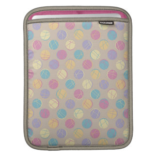 Retro vintage beige colorful dots funny marries |