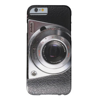 Retro Vintage Camera iPhone 6 case Barely There iPhone 6 Case