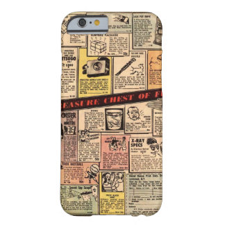 RETRO VINTAGE COMIC BOOK AD IPHONE 6 CASE BARELY THERE iPhone 6 CASE