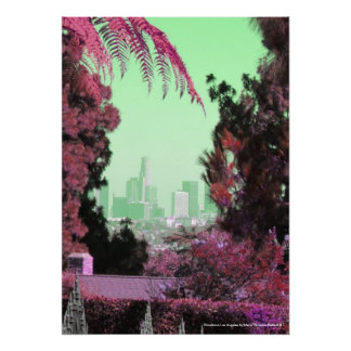 Retro Vintage Fine Art Los Angeles Poster Prints