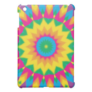 Retro Vintage Hippie 70s Pop Art Abstract Cases Case For The iPad Mini